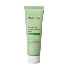 ABOUT ME - Green Fresh Super Cleansing Foam 120ml