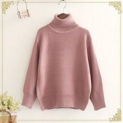 布衣天使 - 樽领毛衣