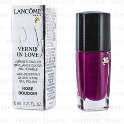 Lancome 兰蔲 - Vernis In Love Nail Polish - # 375B Rose Boudoir