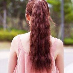 MyLady - 馬尾假髮 - 褶皺