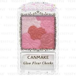 Canmake - Glow Fleur Cheeks (#05 Wedding Fleur)