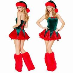 Phantomnia - Christmas Party Costume