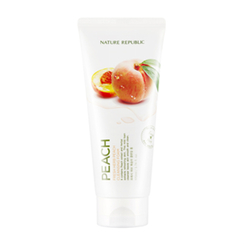 Nature Republic - Fresh Herb Peach Cleansing Foam 170ml