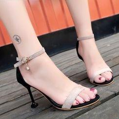 Charming Kicks - High Heel Sandals