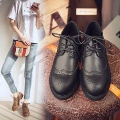 Anran - Brogue Oxfords