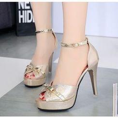 BAYO - 高跟涼鞋