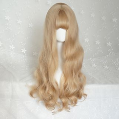 Jellyfish - Long Full Wig - Wavy