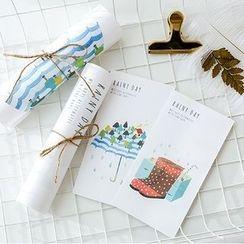 Miss Buchen - Set: Paper + Envelope