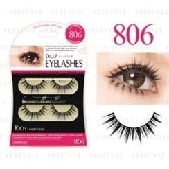 D-up - Rich Eyelashes (#806 Patchy)
