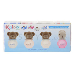 Kaloo My Mini Kaloo Collection Travel Retail Exclusive (4 items): Blue + Lilirose + Dragee + Lilblue