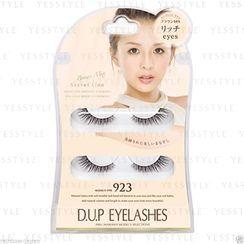 D-up - Secret Line Brown Mix Eyelashes (#923 Rich Eye)