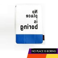 Vlashor - No Place is Boring -iPad Mini Case