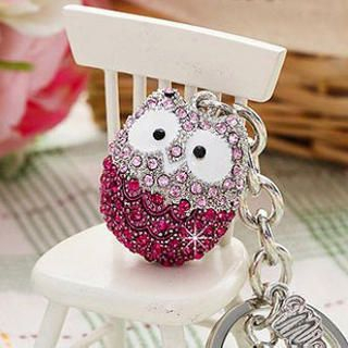 Miss Girl - Owl Key Chain