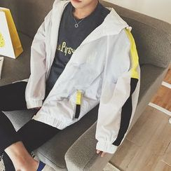 Real Boy - Hooded Light Jacket