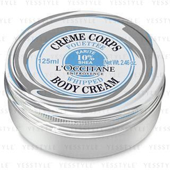 L'Occitane - Whipped Body Cream (Limited Edition)