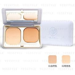 Miss Hana - Chiffon Light Whitening Powder Foundation SPF 35 PA+++ (#02 Luminous Beige)