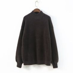 Ranche - Mock Neck Sweater