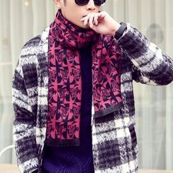 LS.SPRING - Patterned Scarf
