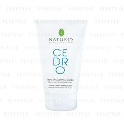 NATURE'S - Cedro Shaving Cream Sensitive skin