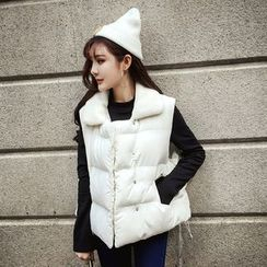 Honeydew - Plain Padded Vest