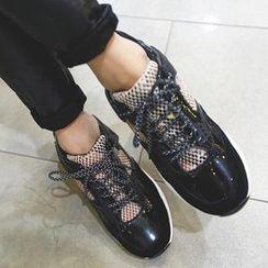 REDOPIN - Patent Sneakers