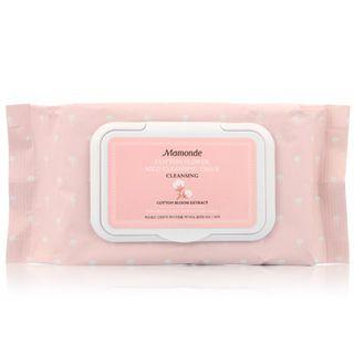 Mamonde - Cotton Flower Mild Cleansing Tissue