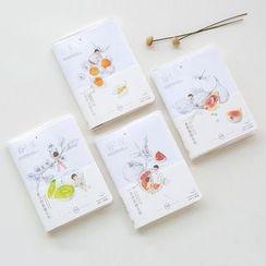 Cute Essentials - A6 Printed Notebook