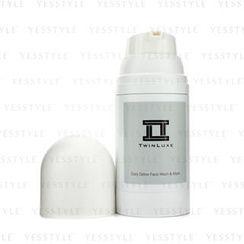 Twinluxe - 日常排毒潔面乳及面膜
