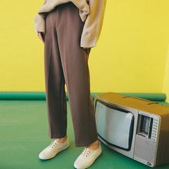 Hanme - 宽腿裤