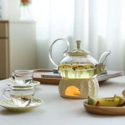 Kawa Simaya - Teapot / Pedestal / Cup / Saucer