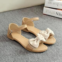 Pastel Pairs - Bow Sandals