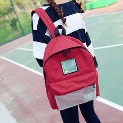 Seok - 貼布繡背包