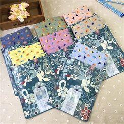 Aigu - 小童碎花圍巾