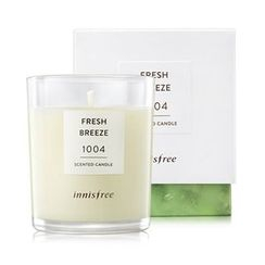 Innisfree - Scented Candle (#1004 Fresh Breeze) 100g