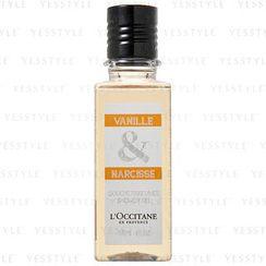 L'Occitane - Vanille and Narcisse Shower Gel