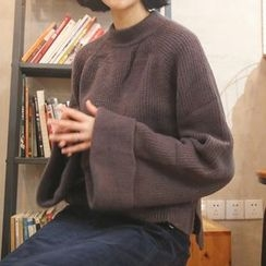 Cloud Nine - 喇叭袖毛衣