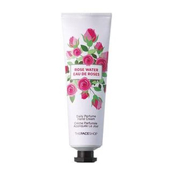 The Face Shop - Daily Perfumed Hand Cream - Rose Water 30ml