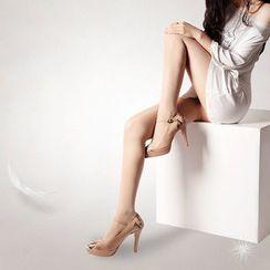 Fitight - 薄纱裤袜