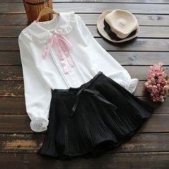 YOYO - 荷葉襯衫