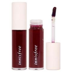 Innisfree - Glossy Lip Lacquer (#05 Plum Burgundy)