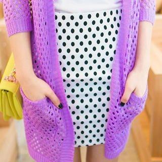 Tokyo Fashion - Patterned Miniskirt