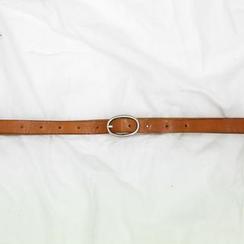 NANING9 - Faux-Leather Belt