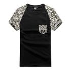 MR.PARK - Short-Sleeve Printed Raglan T-Shirt
