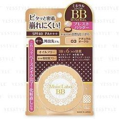 brilliant colors - Moist Labo BB Mineral Powder (#03 Natural Ocre)