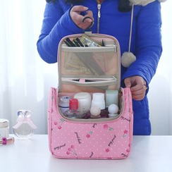 Case in Point - Travel Makeup Organizer