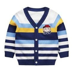 Ansel's - 童裝條紋開衫