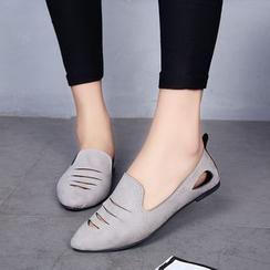 AIKE - 鏤空樂福鞋
