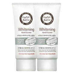 HAPPY BATH - Set of 2: Natural 24 Whitening Hand Essence 60ml