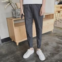 Besto - Plain Jogger Pants
