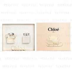 Chloe - Signature Set : EDP 75ml + Body Lotion 75ml